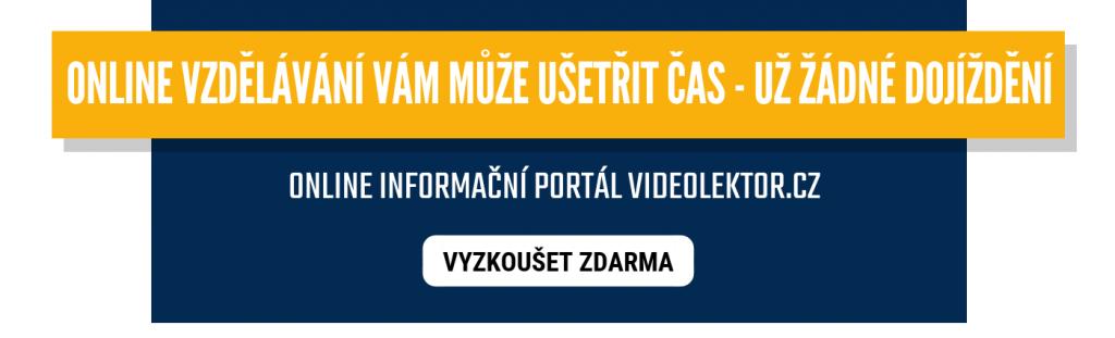 Online semináře Videolektor